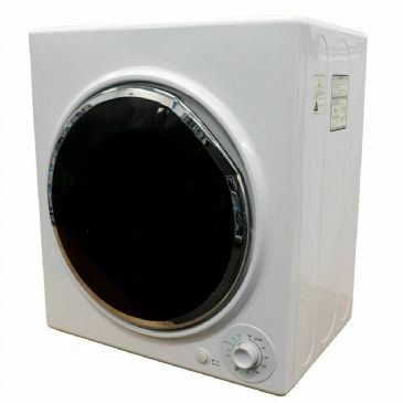 Leisurewize Portable Low Wattage 5kg Vented Tumble Dryer for Home Campervan Caravan Motorhome